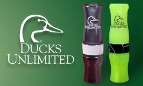 Ducks Unlimited – Buck Gardner Duck Calls